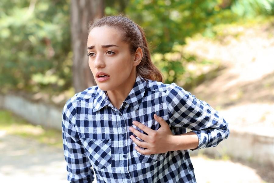 Боль в груди желудочно-кишечного происхождения