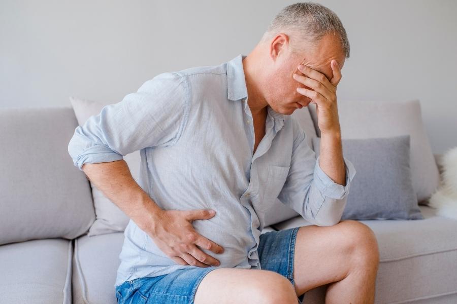 Меланоз толстой кишки — симптомы, диагностика, лечение