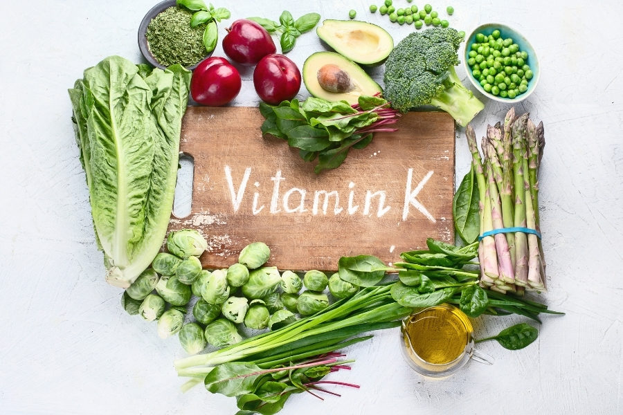 Витамин К — значение в организме, нормы